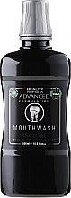 """Voňavky, Parfémy, kozmetika Ústna voda """"Drevené uhlie"""" - Beauty Formulas Advanced Charcoal Mouthwash"""