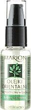 Voňavky, Parfémy, kozmetika Olej na vlasy - Marion Strengthening Oriental Oil