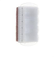 Kefka na ruky s pemzou obdĺžniková, 71058, hnedá - Top Choice — Obrázky N2