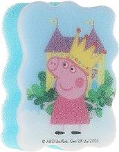 """Voňavky, Parfémy, kozmetika Detská špongia do kúpeľa """"Peppa Pig"""" Princezná Peppa - Suavipiel Peppa Pig Bath Sponge"""