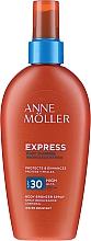 Voňavky, Parfémy, kozmetika Opaľovací krém na urýchlenie opaľovania - Anne Moller Express Body Bronzer Spray SPF30