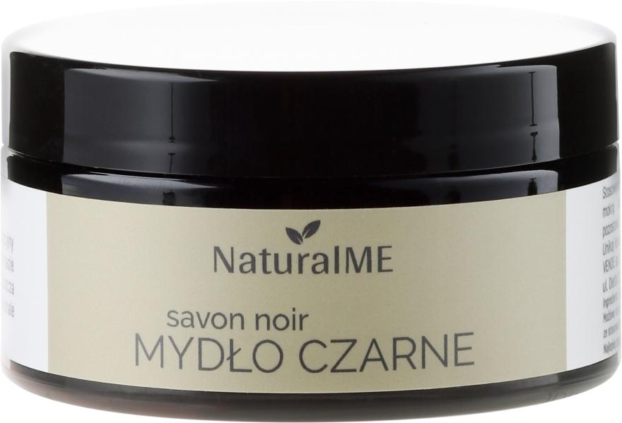 Prírodné čierne mydlo - NaturalME Black Soap Savon Noir