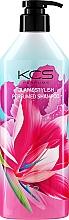 Voňavky, Parfémy, kozmetika Parfumovaný šampón na vlasy - KCS Glam & Stylish Perfumed Shampoo