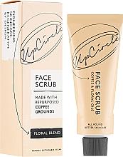 """Voňavky, Parfémy, kozmetika Kávový scrub na tvár """"""""Kvetinový"""" - UpCircle Coffee Face Scrub Floral Blend"""
