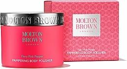 Voňavky, Parfémy, kozmetika Molton Brown Fiery Pink Pepper Pampering Body Polisher - Scrub na telo