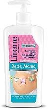 Voňavky, Parfémy, kozmetika Gél na intímnu hygienu pre tehotné ženy - Lirene Mama Intimate Hygiene Wash For Pregnant Woman
