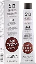 Voňavky, Parfémy, kozmetika Tónovací balzam - Revlon Professional Nutri Color Creme 3 in 1