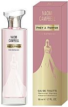 Voňavky, Parfémy, kozmetika Naomi Campbell Pret a Porter Silk Collection - Toaletná voda