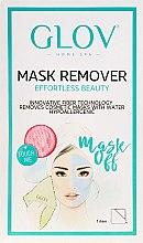 Voňavky, Parfémy, kozmetika Rukavica na odstránenie masky, ružová - Glov Mask Remover