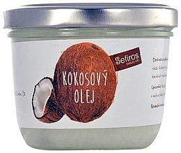 Voňavky, Parfémy, kozmetika Kokosový olej - Sefiros Coconut Oil