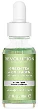 Voňavky, Parfémy, kozmetika Sérum na tvár - Revolution Skincare Green Tea And Collagen Serum