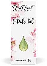 """Voňavky, Parfémy, kozmetika Olej na nechtovú kožičku """"Vanilka"""", s kvapkadlom - NeoNail Professional Cuticle Oil"""