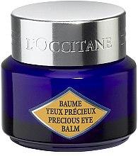 Voňavky, Parfémy, kozmetika Balzam na pleť okolo očí - L'Occitane Immortelle Precious Eye Balm