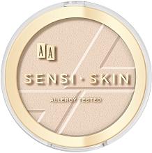 Voňavky, Parfémy, kozmetika Púder na tvár - AA Sensi Skin Mattifing Powder