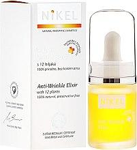 Voňavky, Parfémy, kozmetika Elixír proti vráskam s 12 rastlinami - Nikel Intensive Care Eliksir