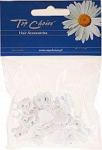 Voňavky, Parfémy, kozmetika Štipec do vlasov 18 ks, 25211, srdiečka - Top Choice