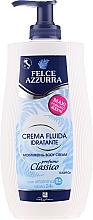 """Voňavky, Parfémy, kozmetika Hydratačný telový krém """"Klasický"""" - Felce Azzurra Classic Moisturizing Cream"""