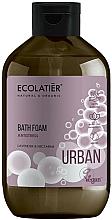 """Voňavky, Parfémy, kozmetika Pena do kúpeľa """"Levanduľa a nektárinka"""" - Ecolatier Urban Bath Foam"""