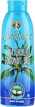 Voňavky, Parfémy, kozmetika Prírodný kokosový olej z Kerala na vlasy a telo - Bestofindia Natural Coconut Oil
