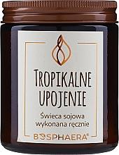 Voňavky, Parfémy, kozmetika Voňavá sójová sviečka - Bosphaera Tropical Intoxication Candle