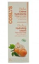 Voňavky, Parfémy, kozmetika Detský hydratačný krém na tvár a telo s organickou marhuľou - Coslys Baby Care Baby Hydrating Creamwith Organic Apricot Oil