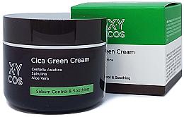 Voňavky, Parfémy, kozmetika Krém na tvár s pupočníkom ázijským - XYcos Cica Green Cream