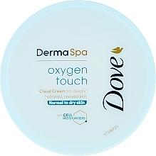 Voňavky, Parfémy, kozmetika Telový krém - Dove DermaSpa Oxygen Touch Body Cream