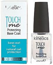 Voňavky, Parfémy, kozmetika Základný náter napre nechty - Kinetics Touch Me Protecting Base Coat