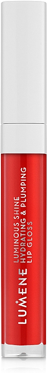 Hydratačný lesk na pery - Lumene Luminous Shine Hydrating & Plumping Lip Gloss