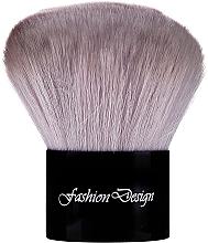 Voňavky, Parfémy, kozmetika Štetec Kabuki, 37368, šedý - Top Choice Fashion Design