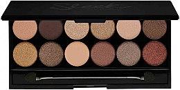 Voňavky, Parfémy, kozmetika Očné tiene na viečka - Sleek MakeUP i-Divine Eyeshadow