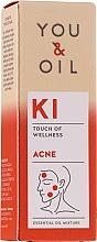 Voňavky, Parfémy, kozmetika Zmes éterických olejov - You & Oil KI-AcneTouch Of Welness Essential Oil