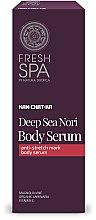 Voňavky, Parfémy, kozmetika Sérum proti strie - Natura Siberica Fresh Spa Kam-Chat-Ka Deep Sea Nori Body Serum