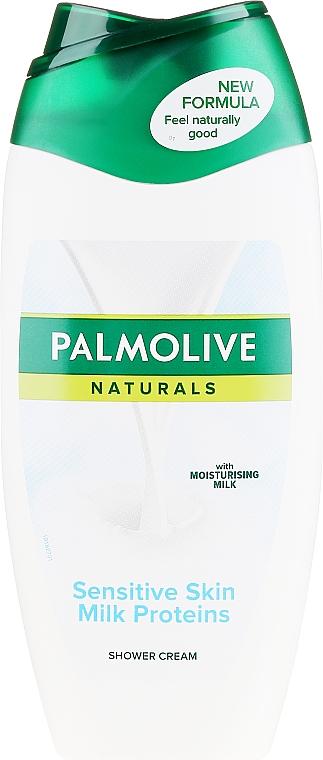 Sprchové mlieko - Palmolive Naturals Mild & Sensitive Shower Milk
