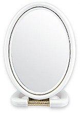 Voňavky, Parfémy, kozmetika Kozmetické zrkadlo, 5145, biele - Top Choice