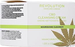 Voňavky, Parfémy, kozmetika Čistiaci krém na tvár - Revolution Skincare CBD Cleansing Cream