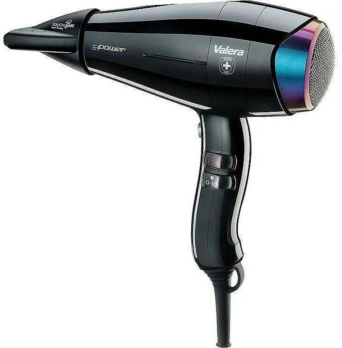 Profesionálny sušič vlasov - Valera Epower 2020 Crystal Black — Obrázky N1