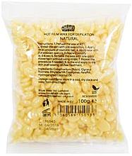 """Voňavky, Parfémy, kozmetika Vosk na depiláciu v granuliach """"Natural"""" - Ronney Hot Film Wax Natural"""