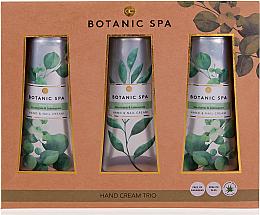 Voňavky, Parfémy, kozmetika Sada - Accentra Botanic Spa Hand Cream Trio (h/cr/3x60ml)