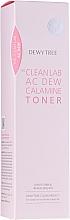 Voňavky, Parfémy, kozmetika Upokojujúci toner s kalamínom na tvár - Dewytree The Clean Lab AC Dew Calamine Toner