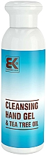 Voňavky, Parfémy, kozmetika Hygienický gél na ruky - Brazil Keratin Tea Tree Oil Cleansing Hand Gel