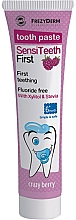 Voňavky, Parfémy, kozmetika Zubná pasta - Frezyderm SensiTeeth First Toothpaste