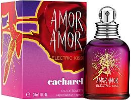 Voňavky, Parfémy, kozmetika Cacharel Amor Amor Electric Kiss - Toaletná voda