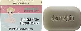 Voňavky, Parfémy, kozmetika Dermatologické mydlo na telo - Dermaglin Soap