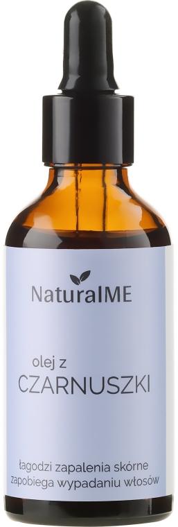 Olej z čiernej rasce - NaturalME