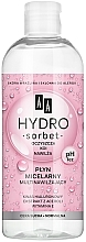 Voňavky, Parfémy, kozmetika Zvlhčujúca micelárna voda - AA Hydro Sorbet Micellar Lotion