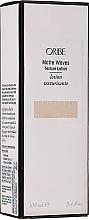 Voňavky, Parfémy, kozmetika Mlieko na textúru vlasov - Oribe Matte Waves Texture Lotion