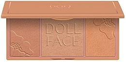 Voňavky, Parfémy, kozmetika Rozjasňovač - Doll Face Glow Baby Glow Highlighting Palette