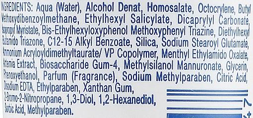 Krém na tvár s SPF ochranou - Babaria Invisible Facial Sun Cream Spf 50 — Obrázky N3