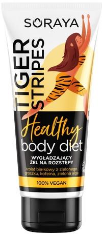 Vyhladzujúci gél proti striám - Soraya Healthy Body Diet